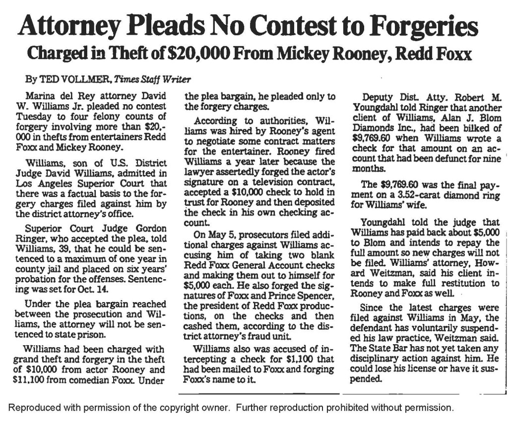 LATimes_AttorneyPleadsNoContestToForgeries