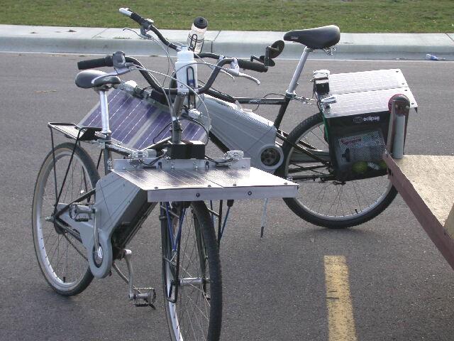 Solar-Bikes