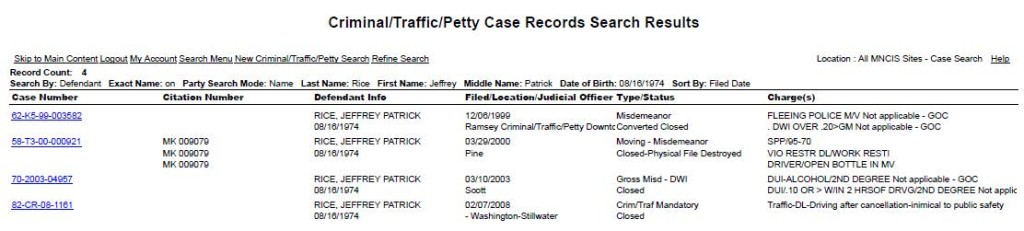 RiceJefferyPatrick_CriminalRecord