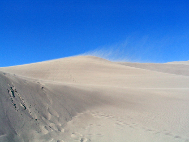 sandblowing