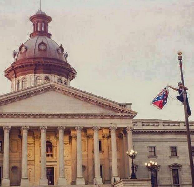 Bree Newsome Flag