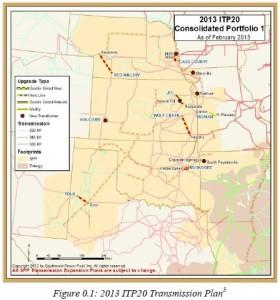 SPP 2013 ITP20 Consolidated Portfolio 1