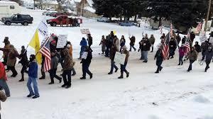 BurnsORmilitiaprotest