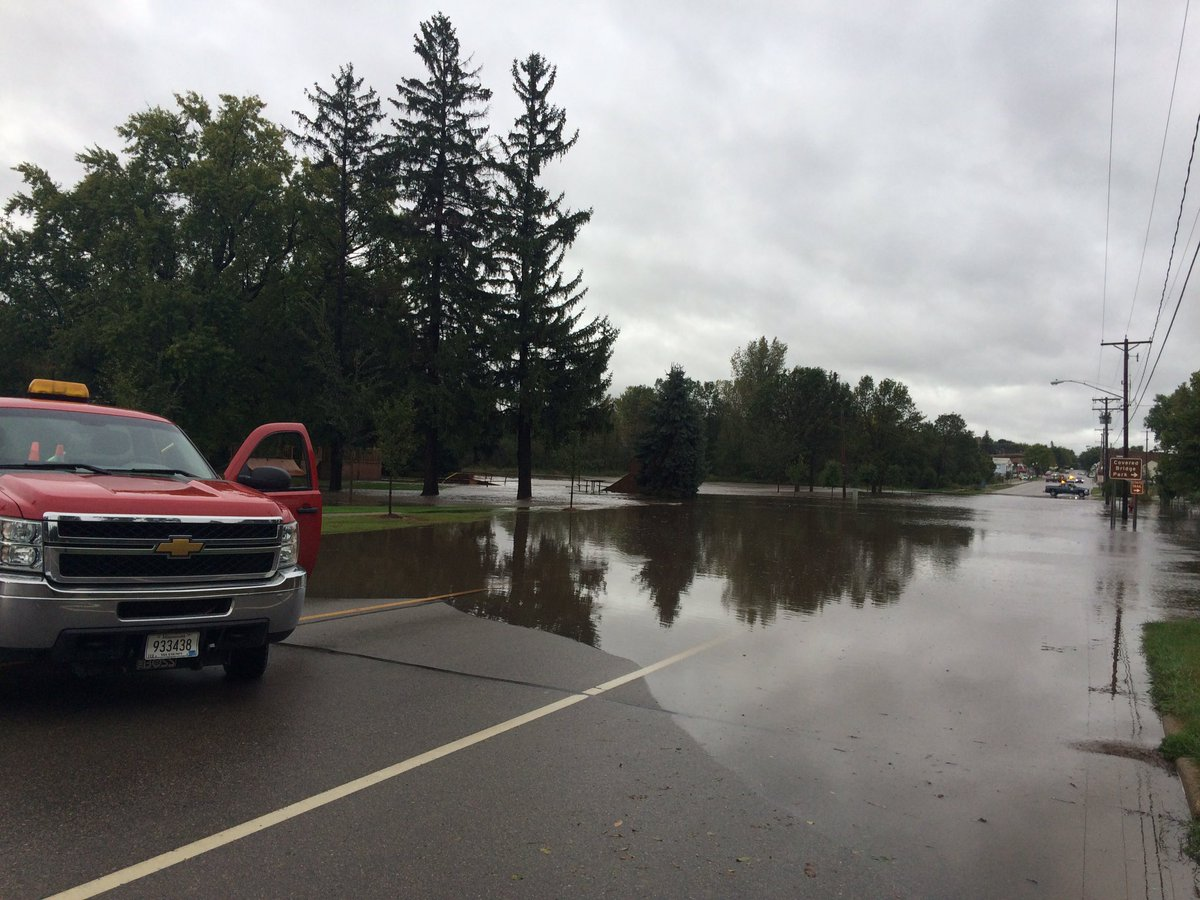 Legalectric » Blog Archive » Major flooding in Minnesota ...